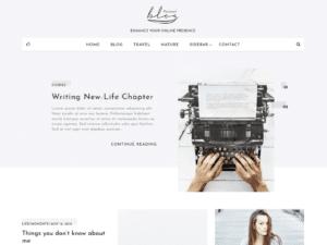 Blog Personal Theme