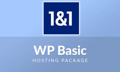 1&1 WP Basic