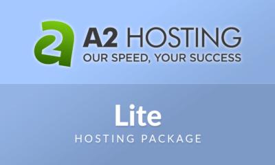 A2 Hosting Lite
