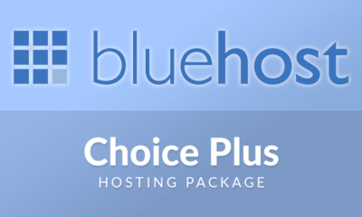 Bluehost Choice Plus