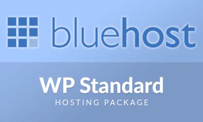 Bluehost WP Standard