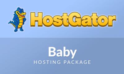 HostGator Baby