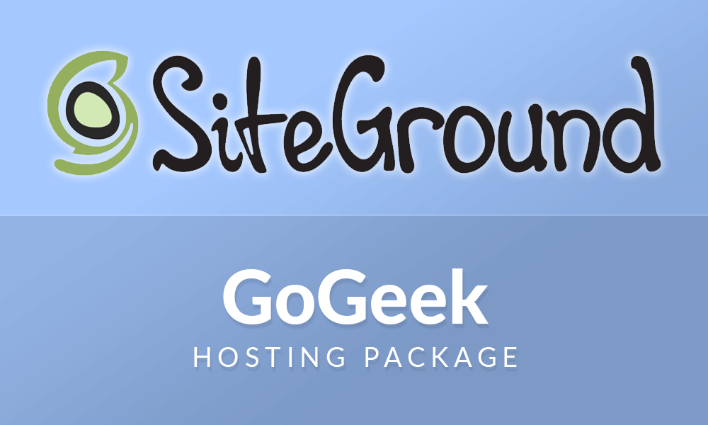 Siteground  Hosting Specifications